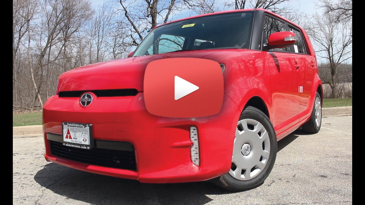 2017 Scion Xb Review Chicago News Test Drive