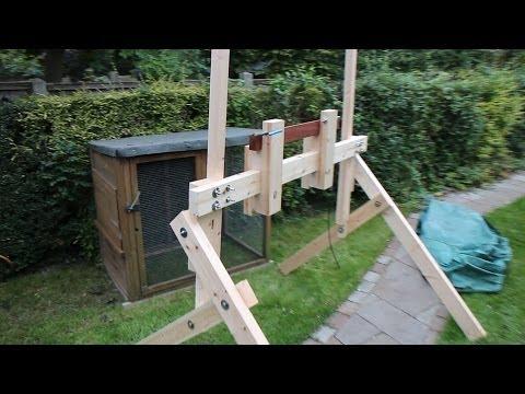 Rapid Build Pole Lathe