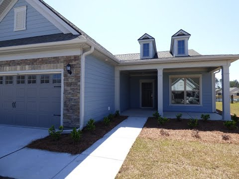 New Pulte Castle Rock Model Home at The Haven In Bluffton SC