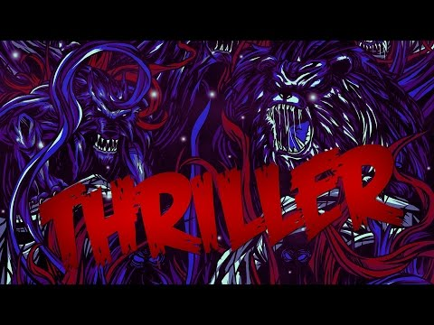 """Michael Jackson - """"Thriller"""" (Cover By The Animal In Me)"""