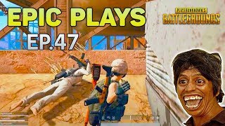 PUBG 300 IQ INSANE plays Ep.47 🧓 PlayerUnknown's Battlegrounds Highlights