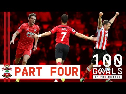 GOALS OF THE DECADE: 70-61 | The best Southampton goals from 2010 to 2019
