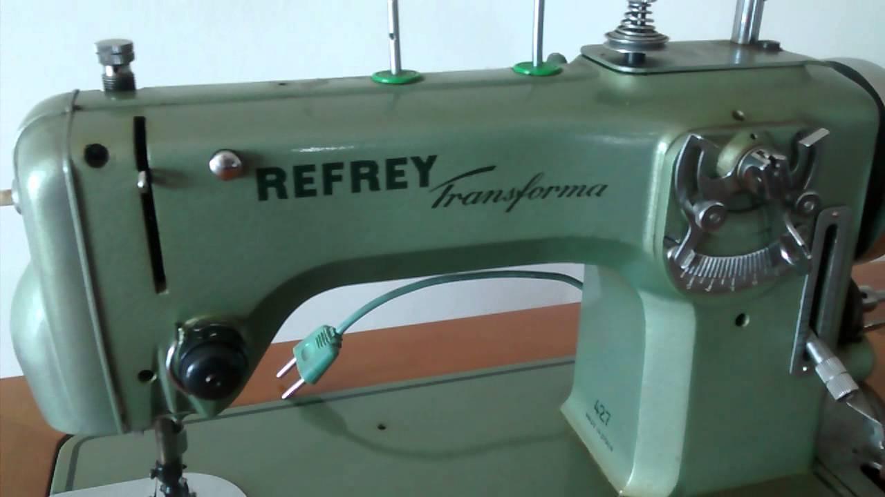 Maquina Refrey,venta Mercadolibre. #IgleAli. - YouTube