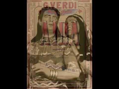 Verdi - Aida: Celeste Aida WITH PROPER ENDING - Helge Rosvaenge, live 1938
