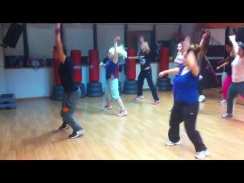 Ethnic Fitness CLUB 9/1/14 Δημήτρης Γούργος Choreo