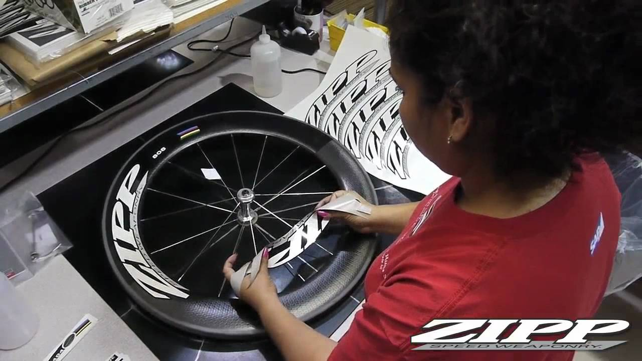 Zipp decal set for 404 rim sigma sports
