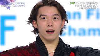 Takahito MURA 2017 Japanese Nationals FS 感動をありがとう。