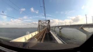 Cabinerit Dordrecht - Breda ICM in 4K