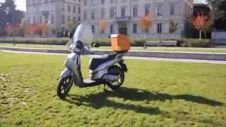 POW - Pet On Wheels. L'unico trasportino per moto, scooter e biciclette.