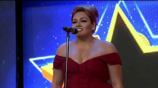 Yo soy Adele -  Rolling in the deep  - Joaquina Carruitero - 10/10/18