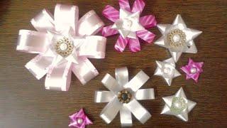 How to make a gift flower (gift topper) - Beginner's guide | DIY