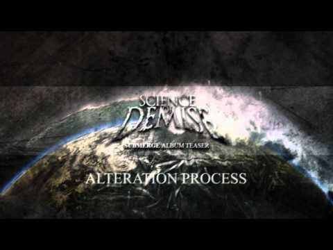 Science of Demise - SUBMERGE album teaser