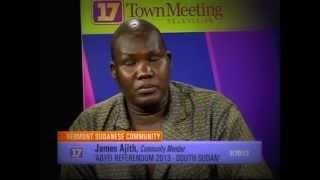 Abyei Referendum Campaign 2013. Part 2.