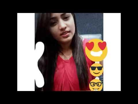 Chay bana Du a girls funny video 😁