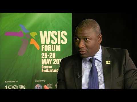 WSIS FORUM 2015 INTERVIEWS: Supa Mandiwanzira, Ministry of ICT, Zimbabwe