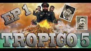 TROPICO 5 Ep 1 Español gameplay HD 1080 PC