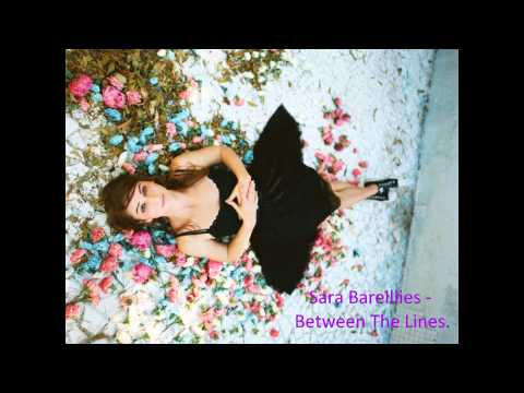 Sara Bareilles - Between The Lines.