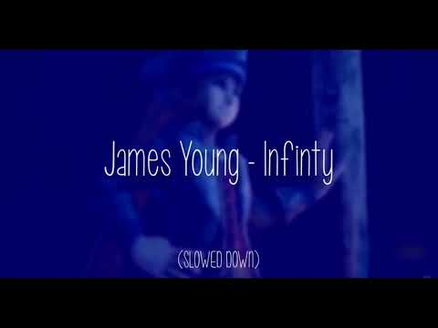 Jaymes Young - Infinity (SLOWED DOWN)