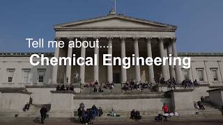 Tell me about Chemical Engineering