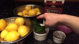 Bam! Moroccan Preserved Lemon Flavor Pow!