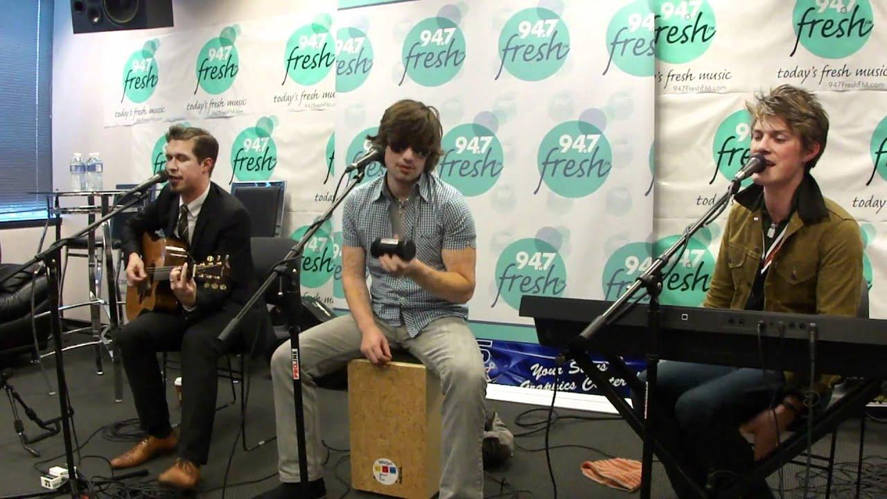 Hanson At FRESH FM 947 03 10 11 3 6
