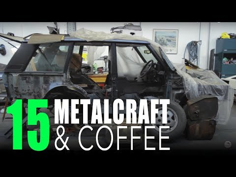 // How to Cars & Coffee, Camaro, Toyota, Cortina Mk5, Range Rover // SOUP Classic Motoring 15