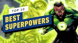 The 10 Best Superpowers