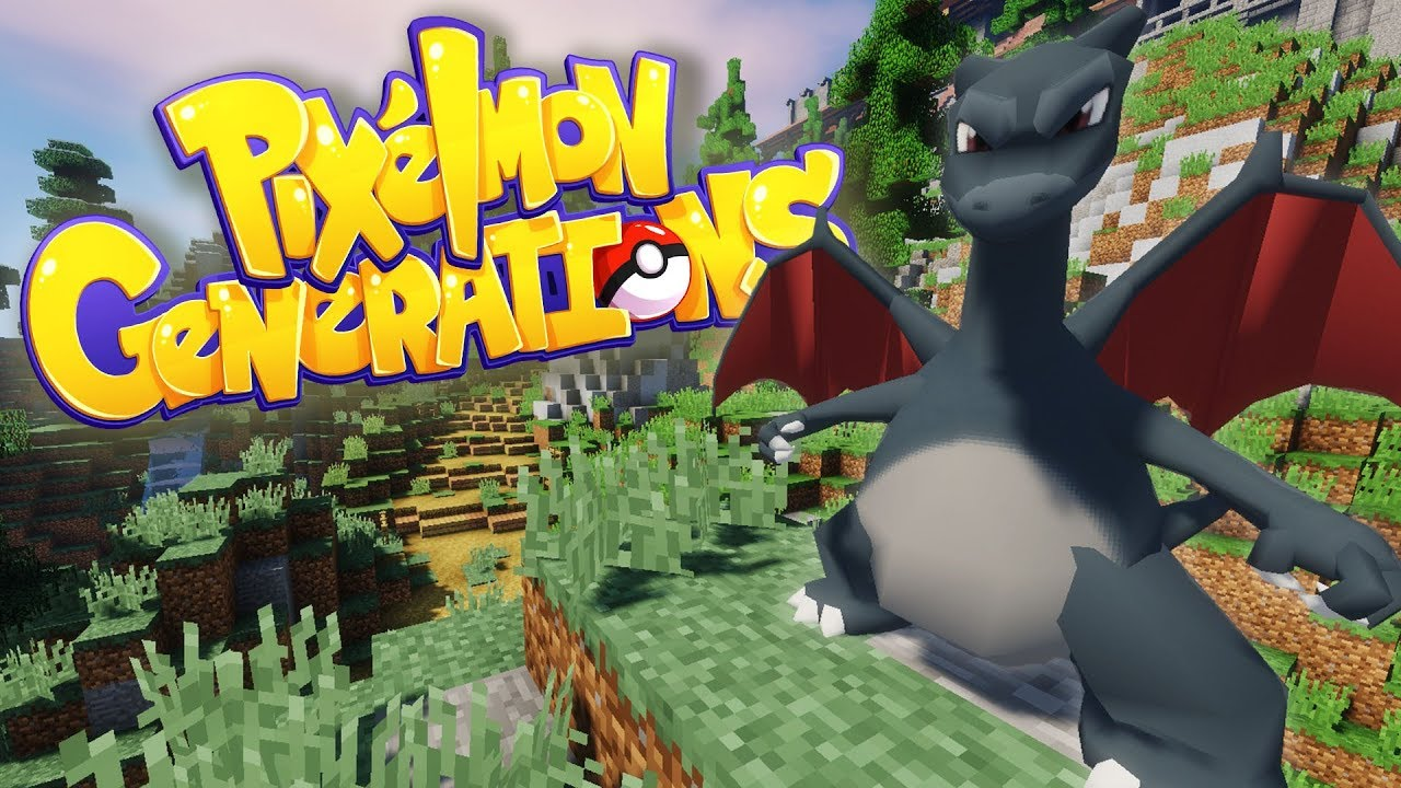 SHINY EVOLUTIONS!   Minecraft: Pixelmon Generations   Episode 16