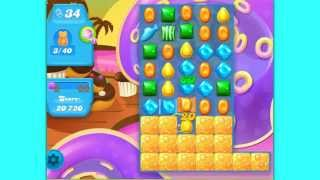 Candy Crush Soda Saga level 120  no boosters