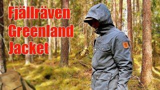 great Forest Jacket - Fjällräven Greenland Jacket - New, improved fit