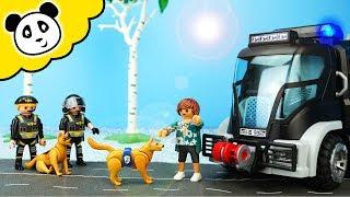 Playmobil Polizei - SEK Hunde im Einsatz - Playmobil Film