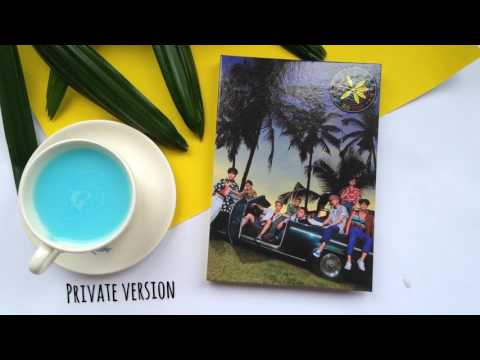 EXO 4th ALBUM THE WAR - KOKOBOP UNBOXING | B and Private Version