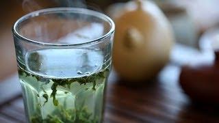 Brew delicious green tea