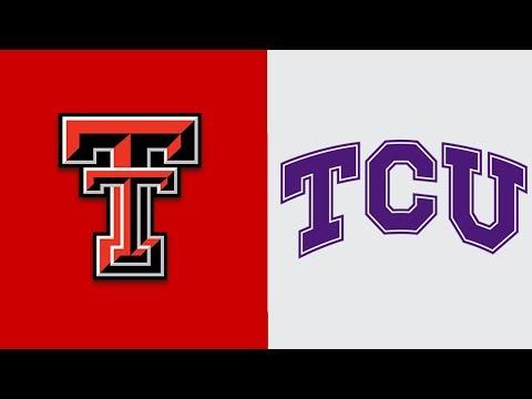 Week 7 2018 Texas Tech vs TCU Full Game Highlights