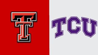 Week 7 2018 Texas Tech vs TCU Full Game Highlights