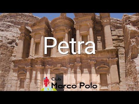 Viajar a Jordania: La ciudad de Petra y su tesoro