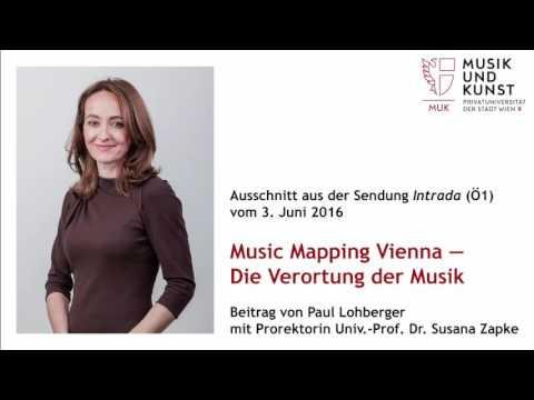 Music Mapping Vienna - Die Verortung der Musik