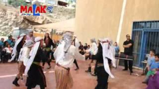 موقع مالك - عرض صغار جفرا في افتتاح المدرسة الابتدا...