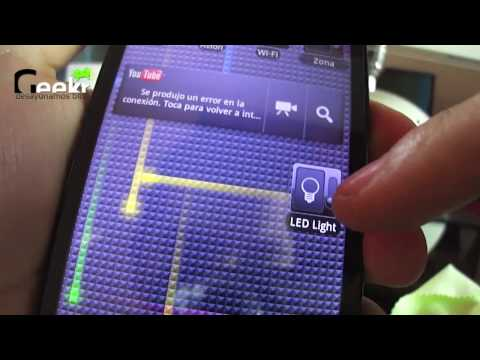 Review del HTC EVO 4G en Mexico parte 1
