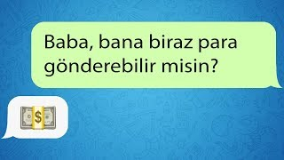 En Komik ve En Eğlenceli Whatsapp Mesajları