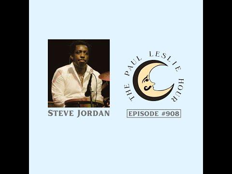 Steve Jordan Interview on The Paul Leslie Hour