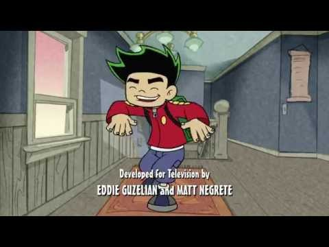 American Dragon Jake Long - Episode - Disney Channel TV Series Fu and  Tell_Flight of the Unicorn