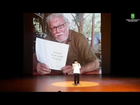 Puisi Taufik Effendi Aria - FBM 2017