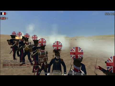 39th Regiment Napoleonic Wars Linebattle 10/18/17