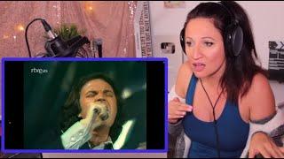 Vocal Coach Reacts - CAMILO SESTO - Getsemaní (live 1977)