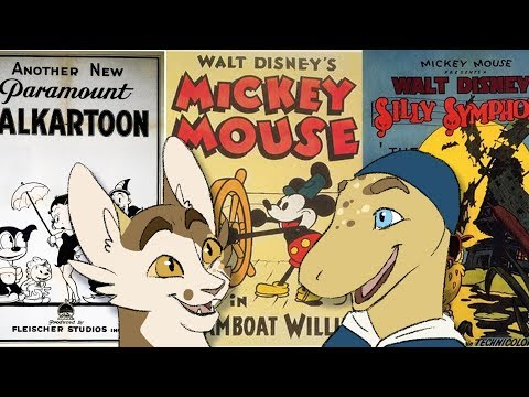 Animation Pilgrimage: Early Animation-1939