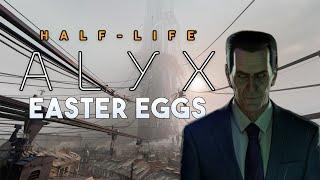 half-Life: Alyx - All Easter Eggs & Secrets