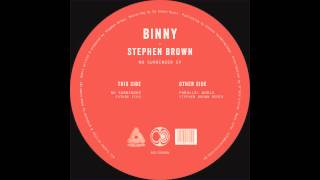[Orbis Records 010 B2] - Binny - No Surrender (Stephen Brown Remix)