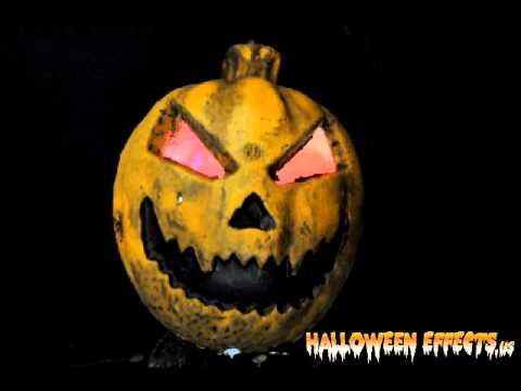 Pumpkin Lantern Light Up