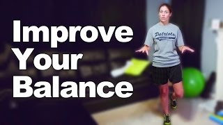 Improve your balance with simple exercises - ask doctor jo